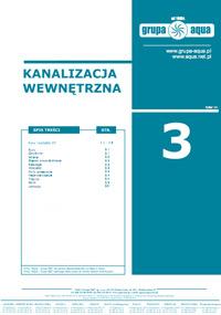 Katalog Kanalizacja wewnętrzna