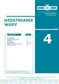 Katalog Uzdatnianie wody