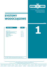 Katalog Systemy wodociągowe